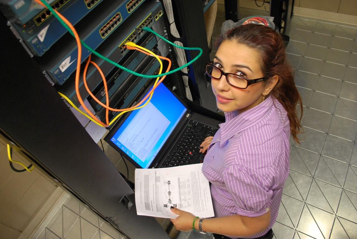 Technology Management Image: Information Technology Network Management DEC